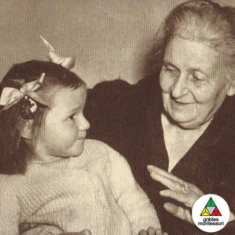 maria montessori discoveries mental concentration