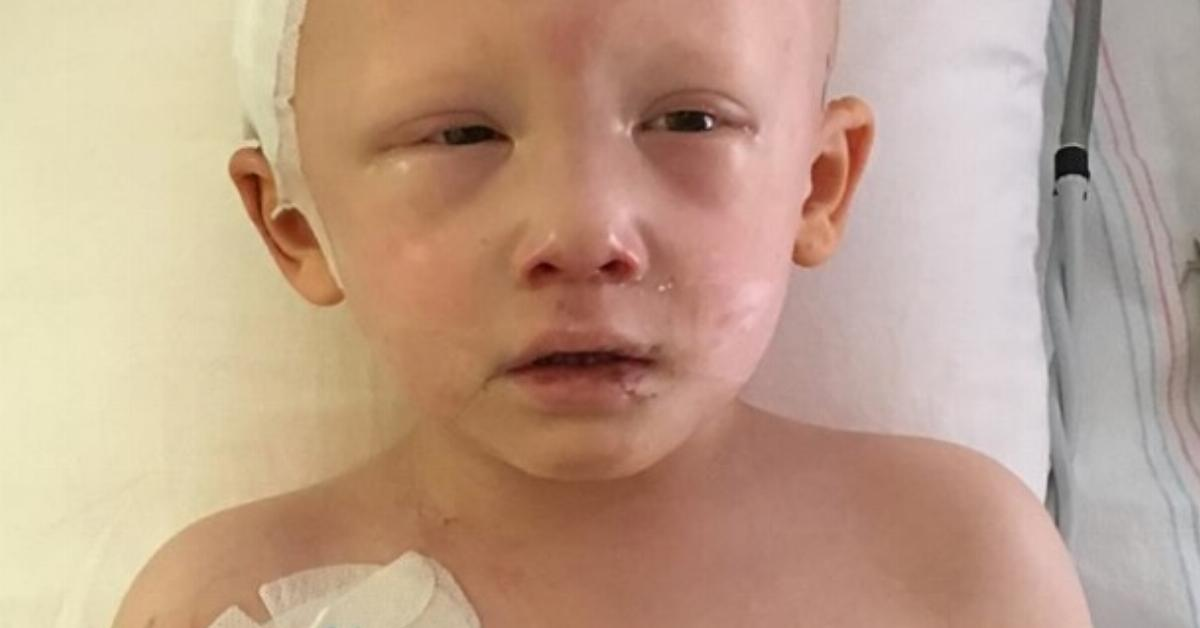 Dying child offers moving words to mom with last breath