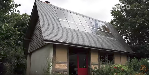 The self-sufficient house: Couple realize their dream of