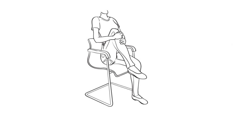 Working From Home : Simple Exercises You Can Do On Your Chair