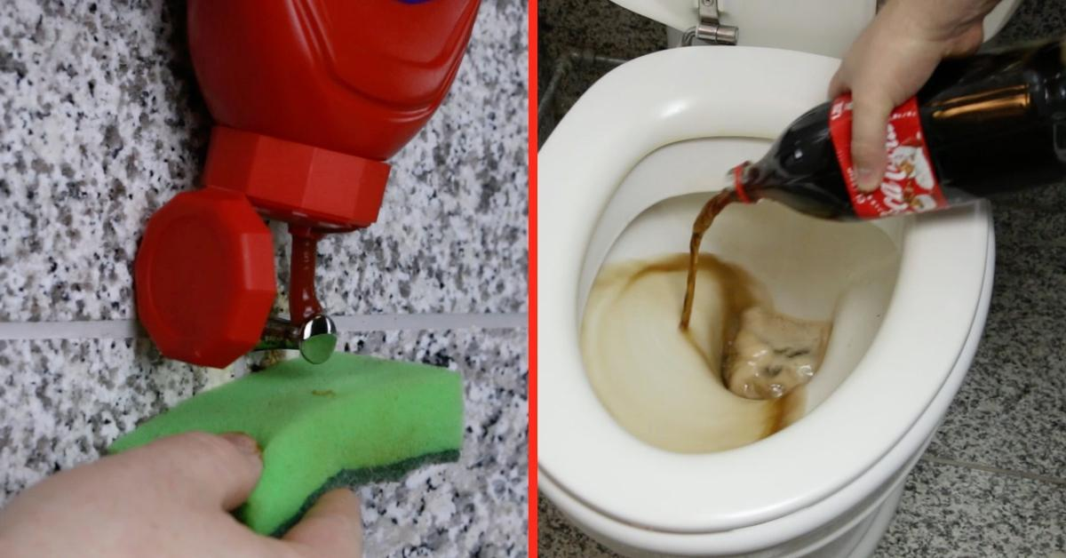 7 Cleaning Hacks To Make Things All Shiny Amp New Again
