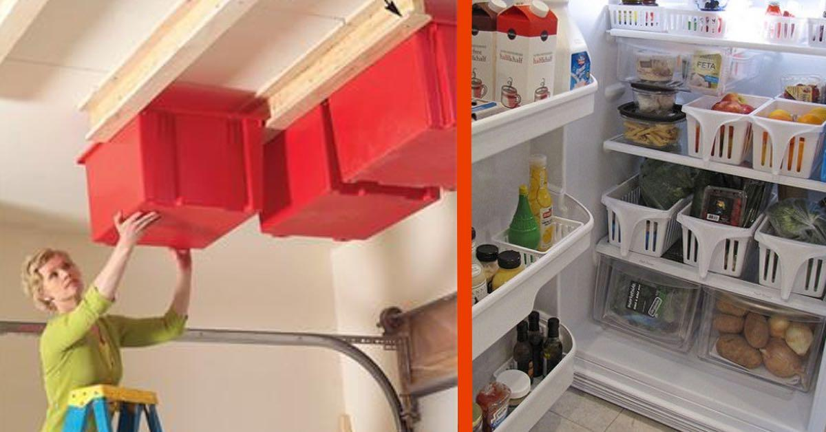 47 Tricks To Keep Things Neat And Tidy At Home