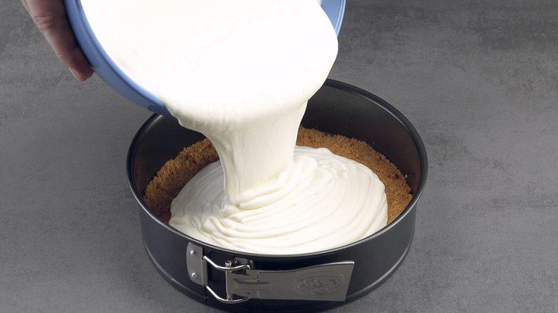Yogurt Cheesecake Cream