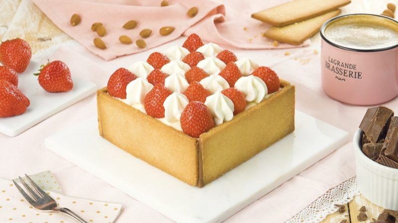 Strawberry Shortcake Surprise