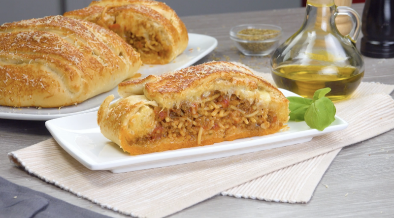 Spaghetti Loaf