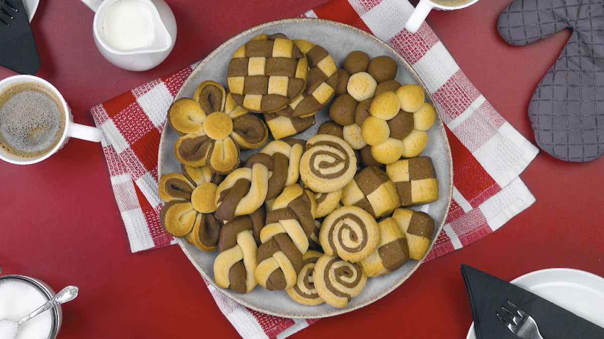 5 Fun Cookie Designs