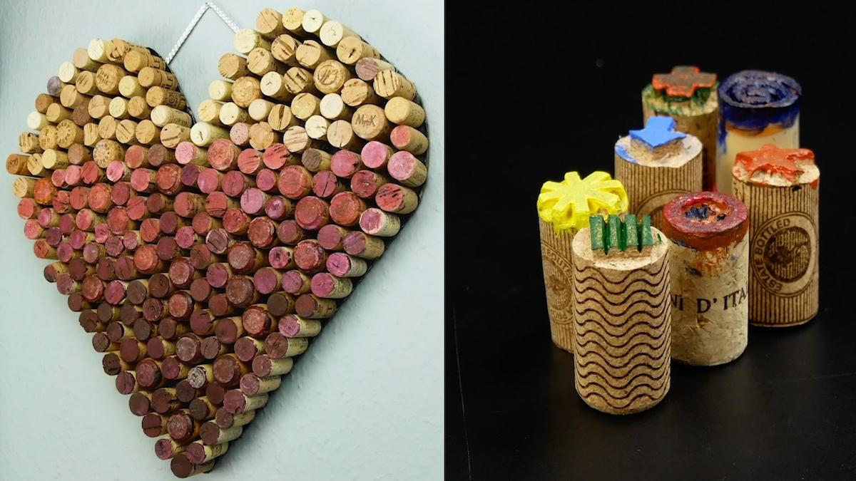 DIY Cork Crafts