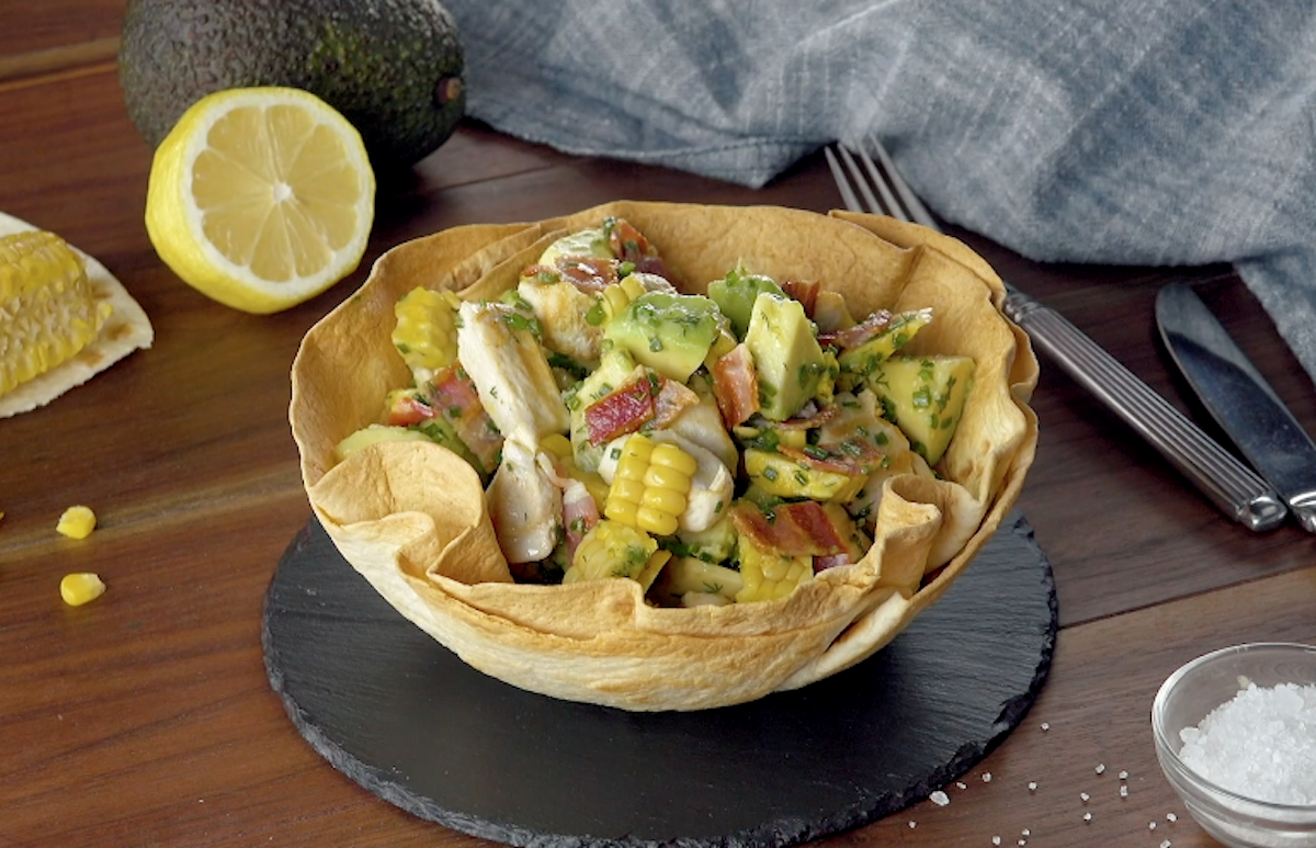 Avocado Fiesta Salad