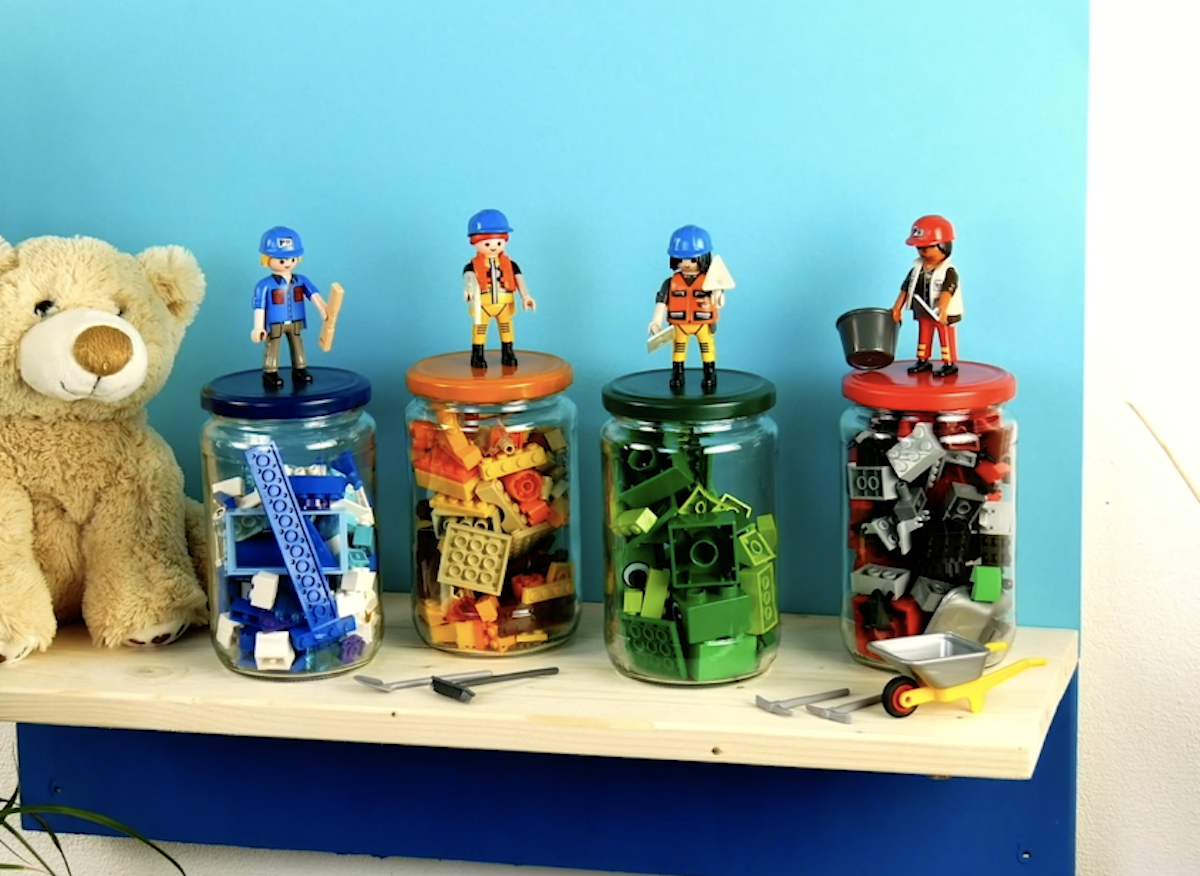 Great Ways To Repurpose Old Toys