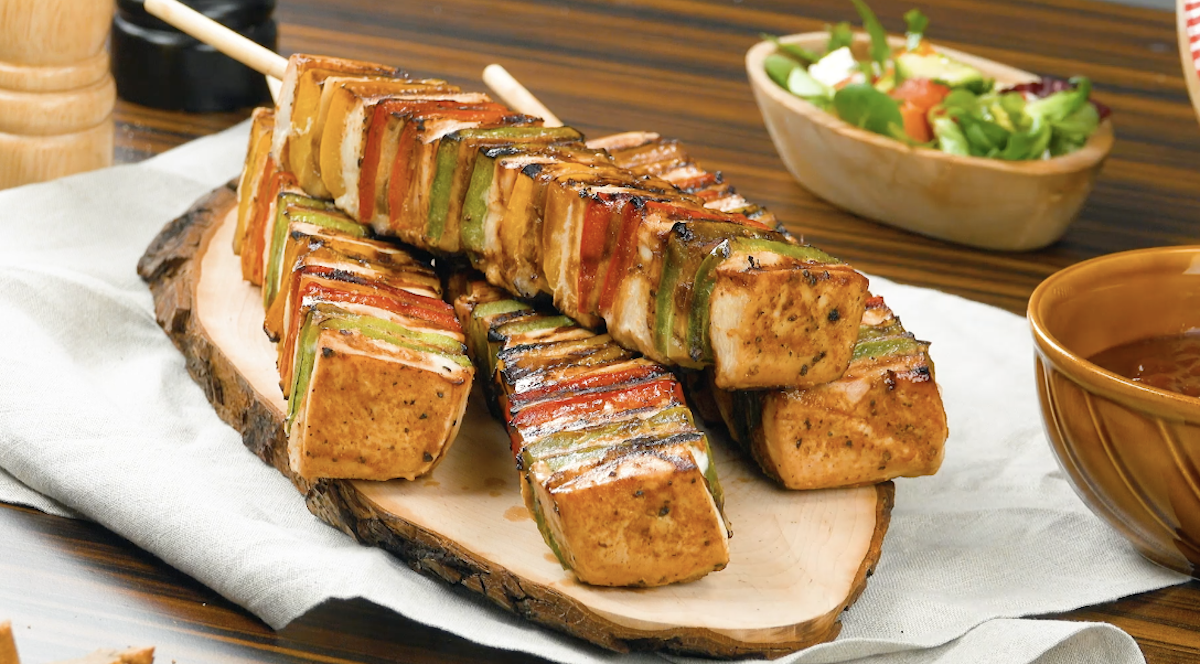 Chicken Shish Kabobs