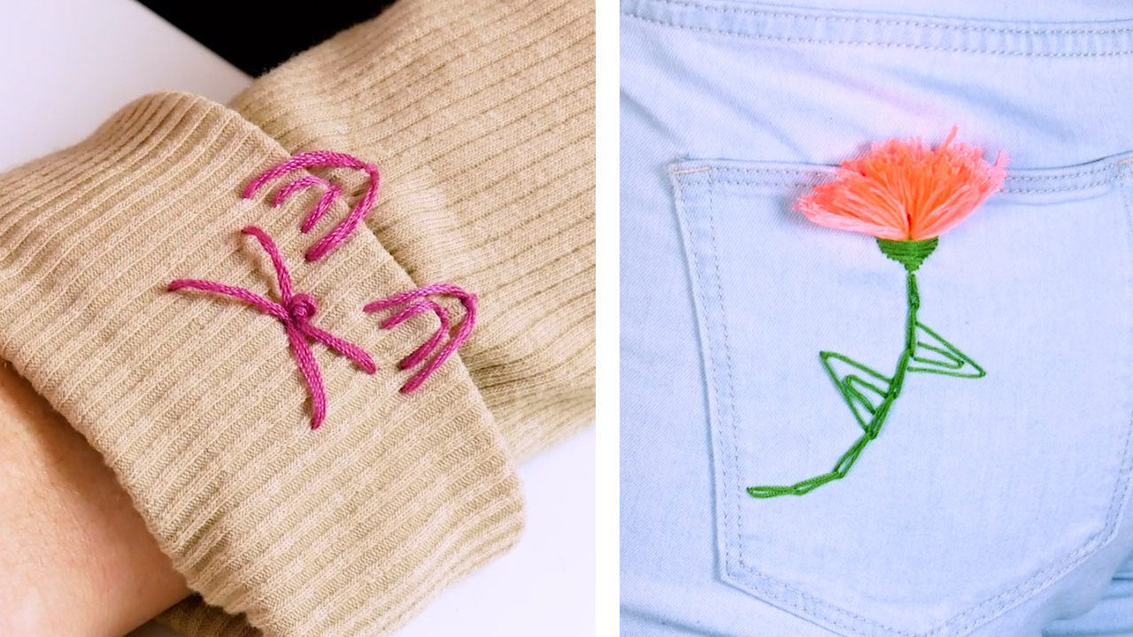 Sewing Hacks To Spruce Up Your Wardrobe