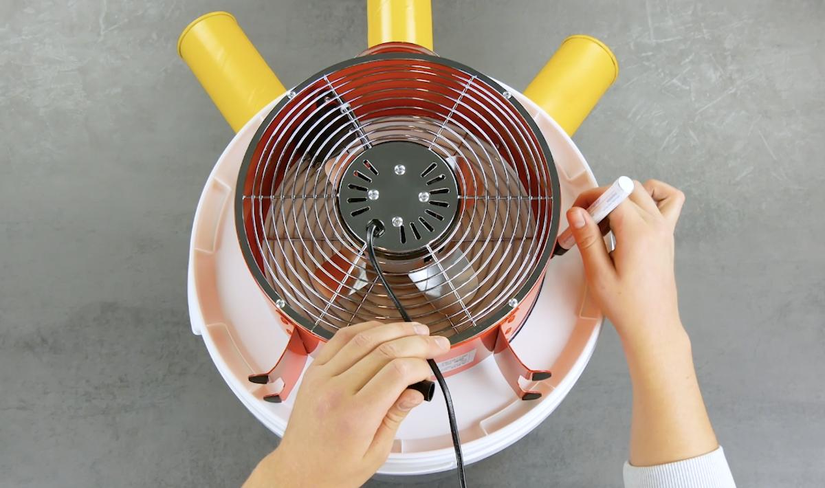 DIY Air Conditioner 5