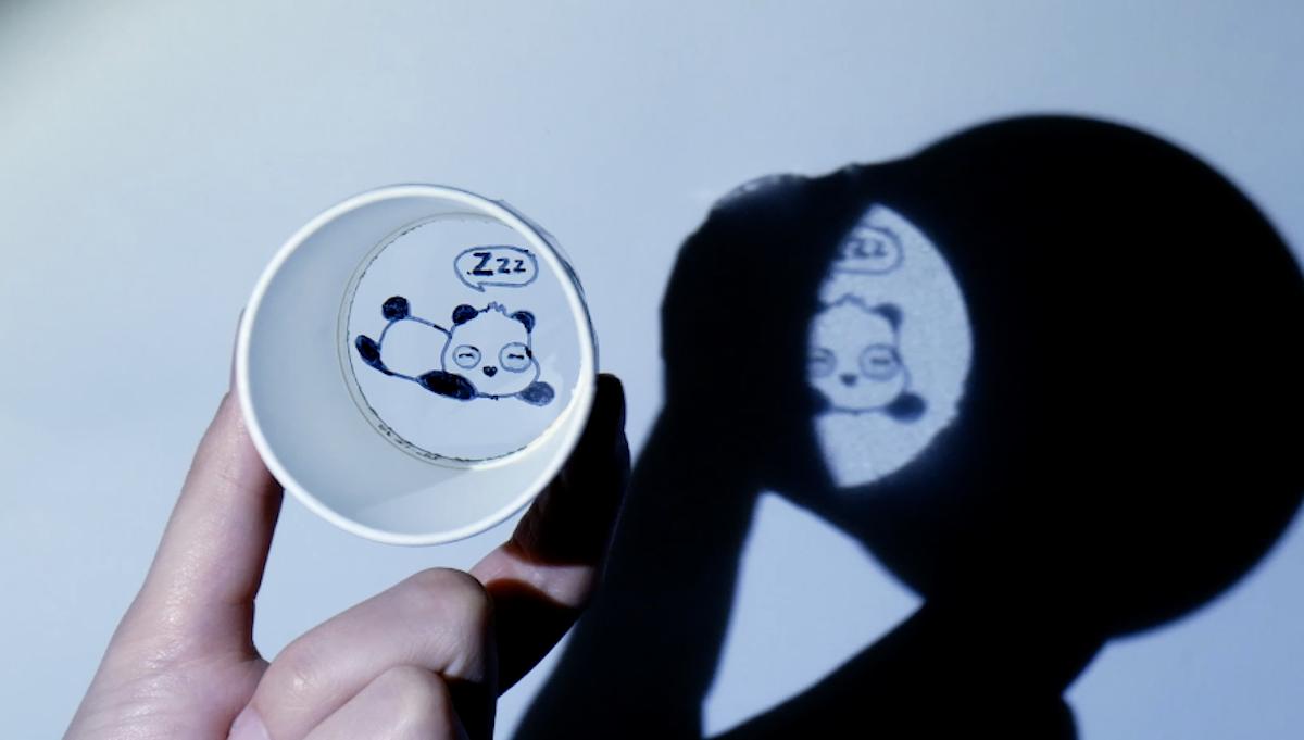 Miniature Projector