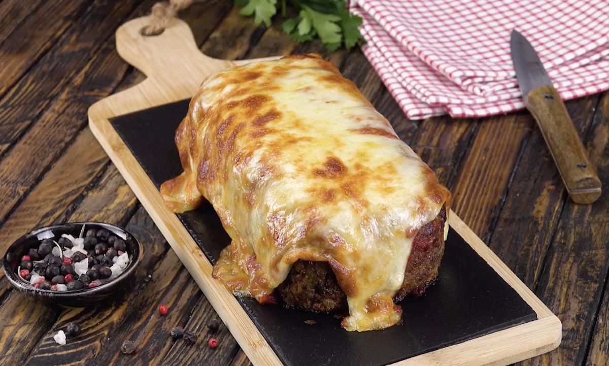 Lasagna Meatloaf