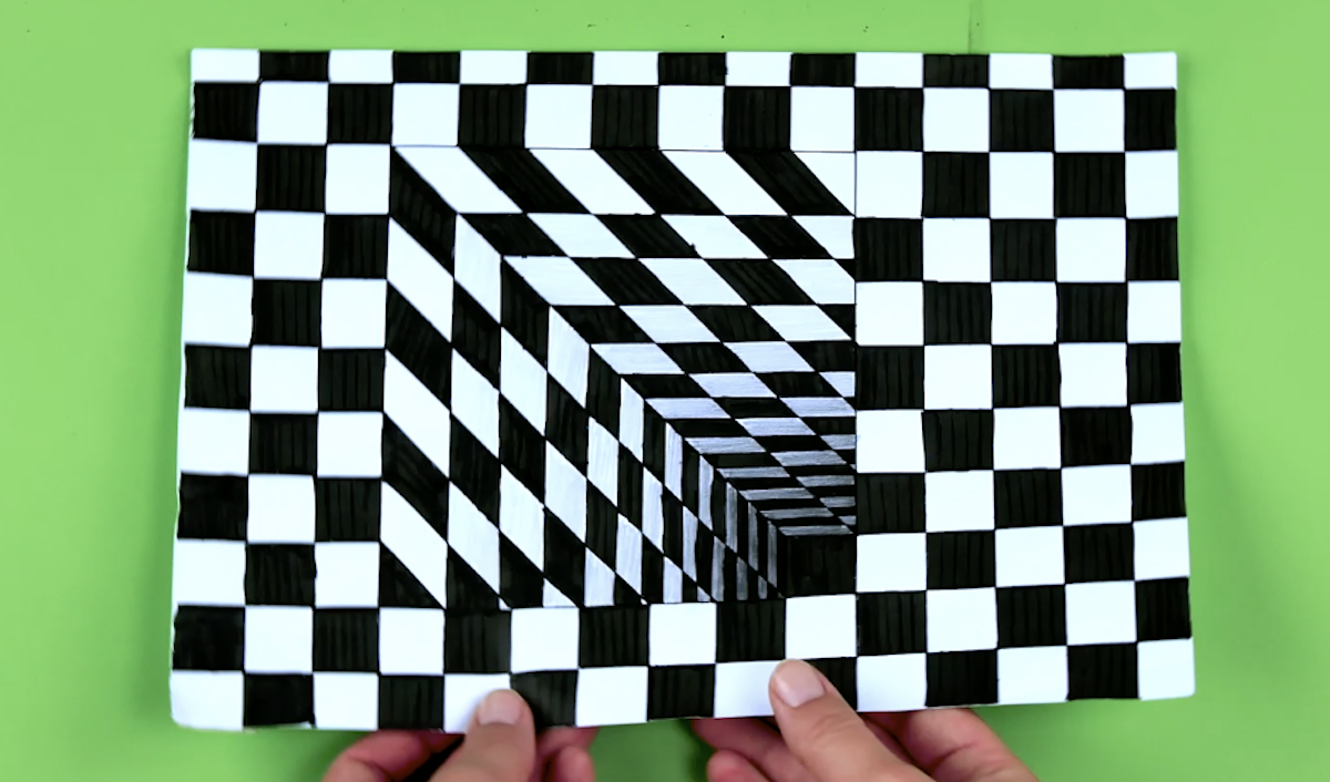 21 Optical Illusions You Can Try At Home