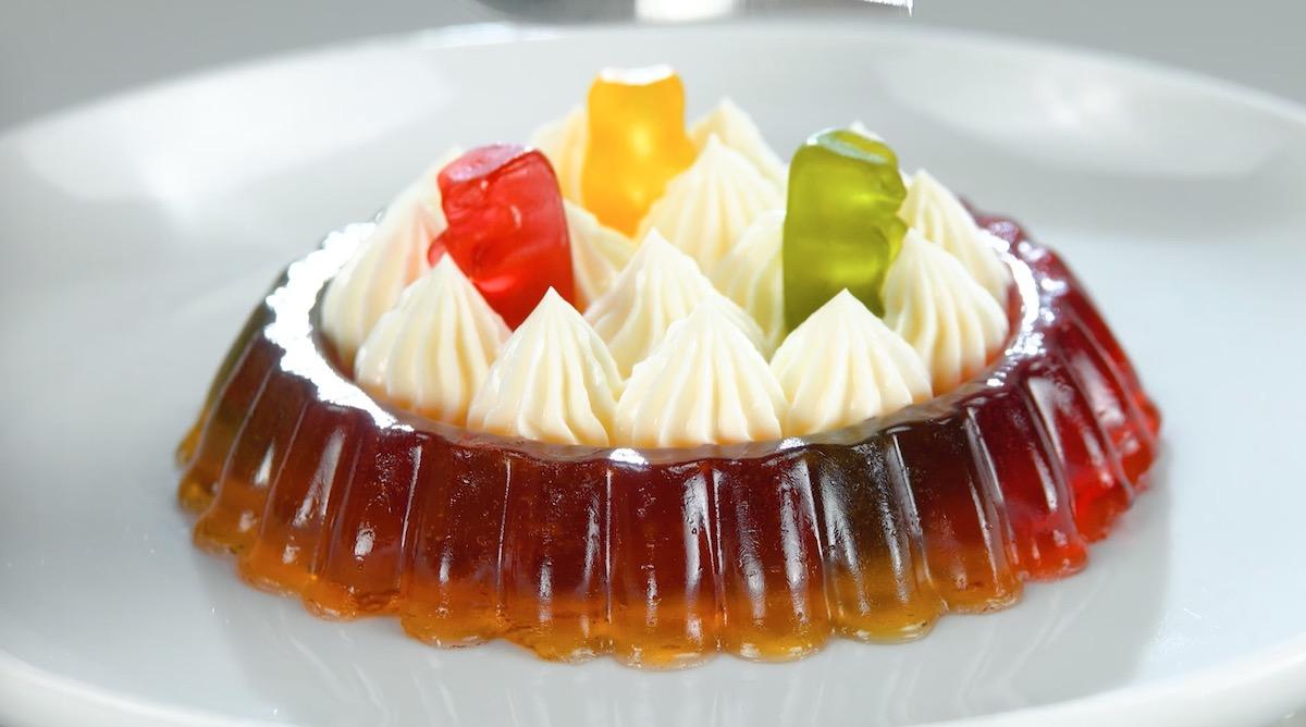 Gummy Bear Tart