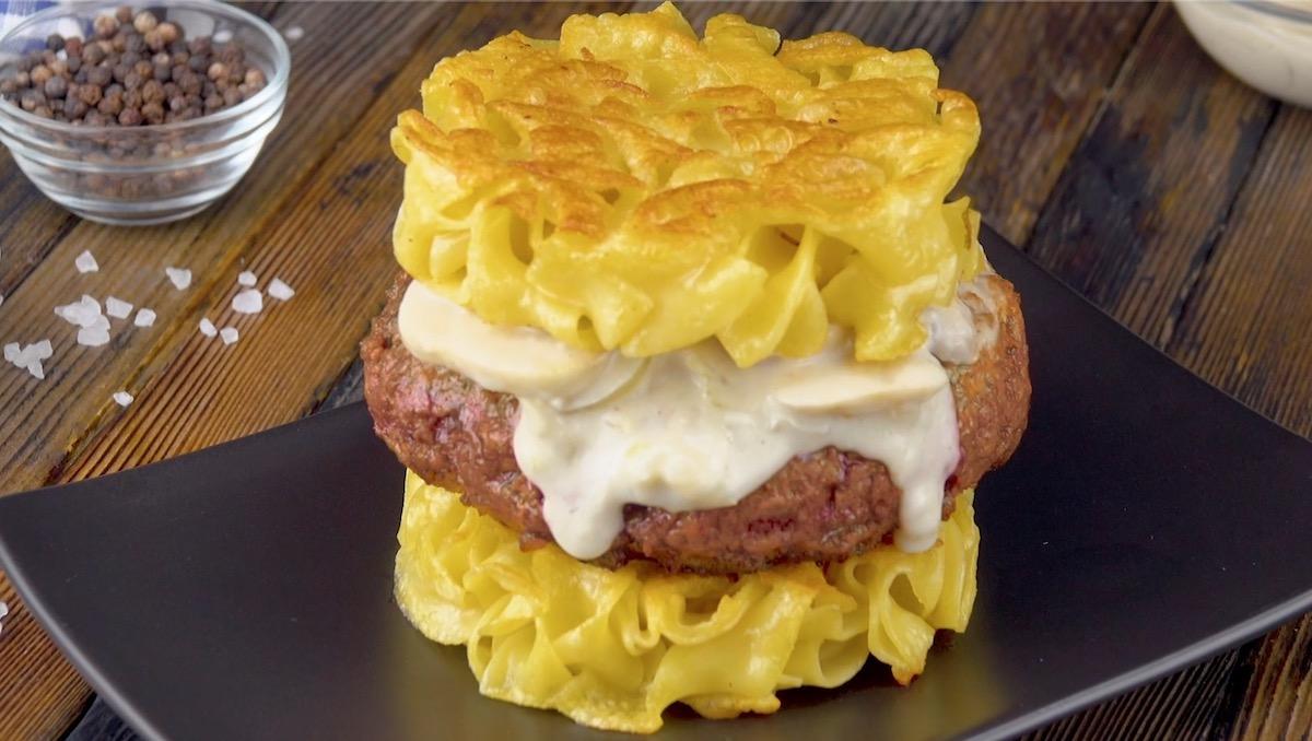 Stroganoff Burger