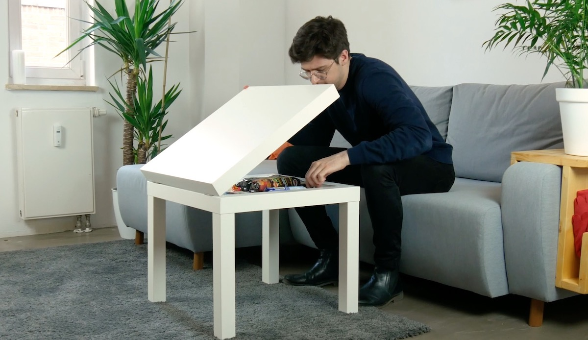 Secret Storage Table