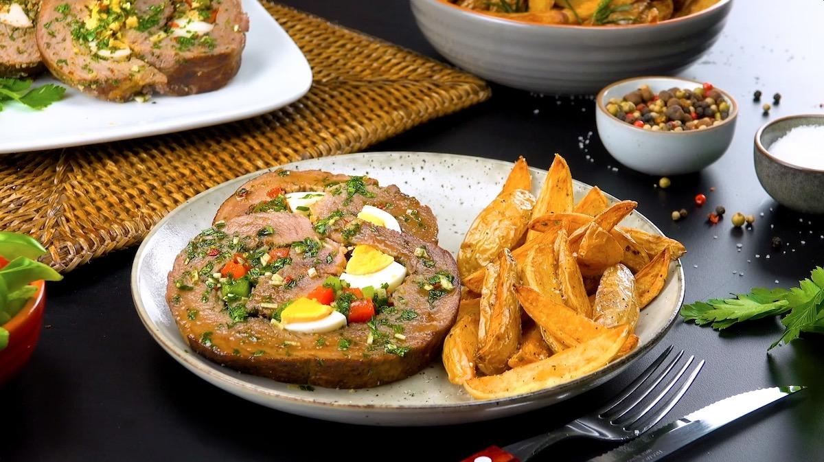 Matambre Steak Roll