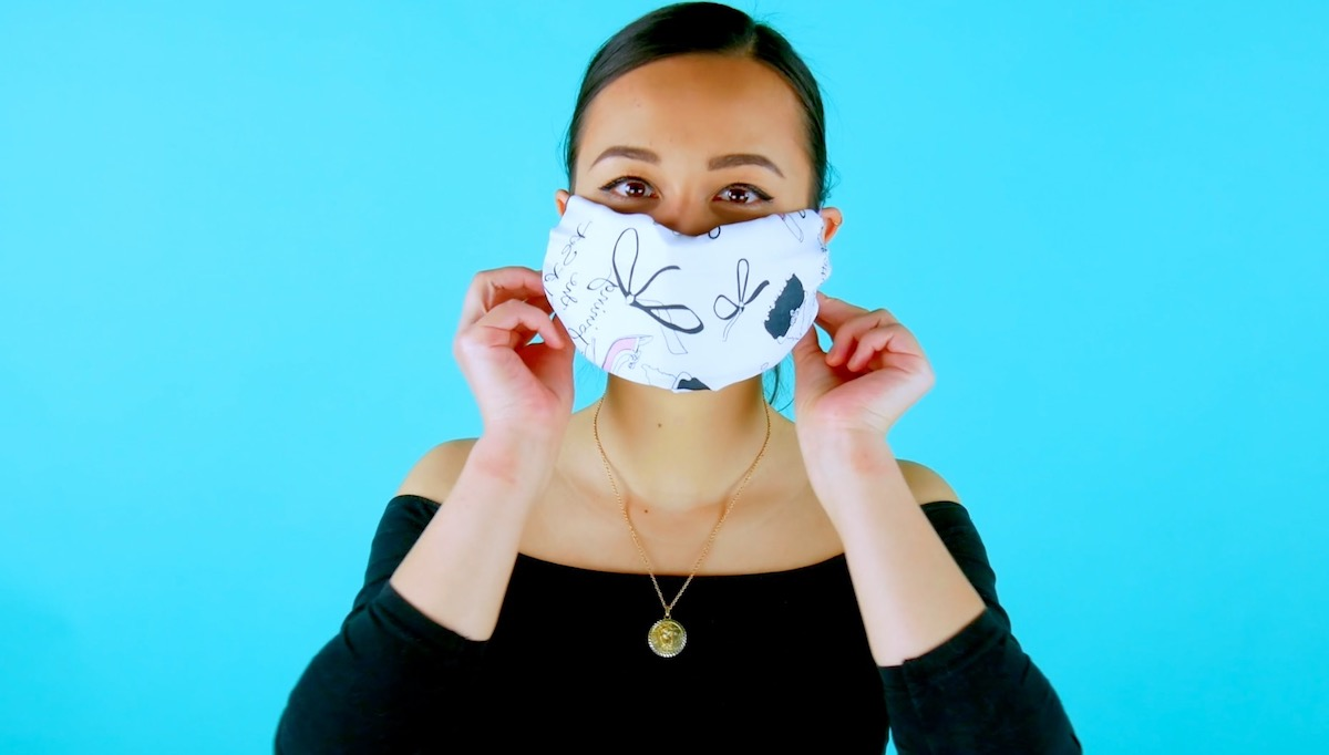 No-Sew DIY Face Masks