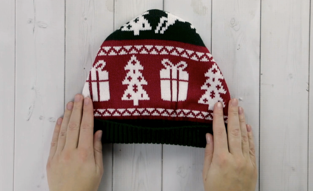 Christmas Sweater Accessories