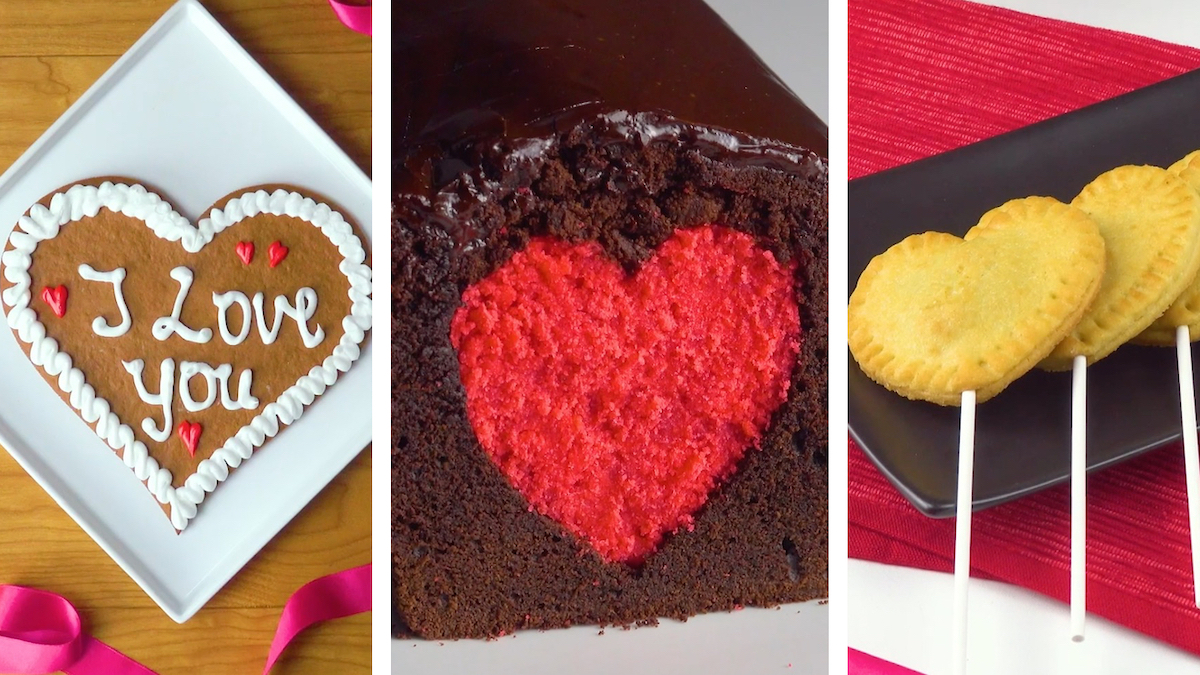 3 Recipes For Love