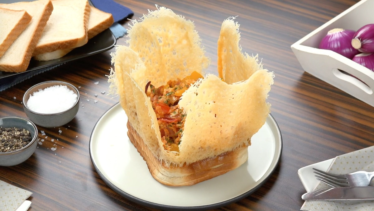 Grilled Cheese Crown