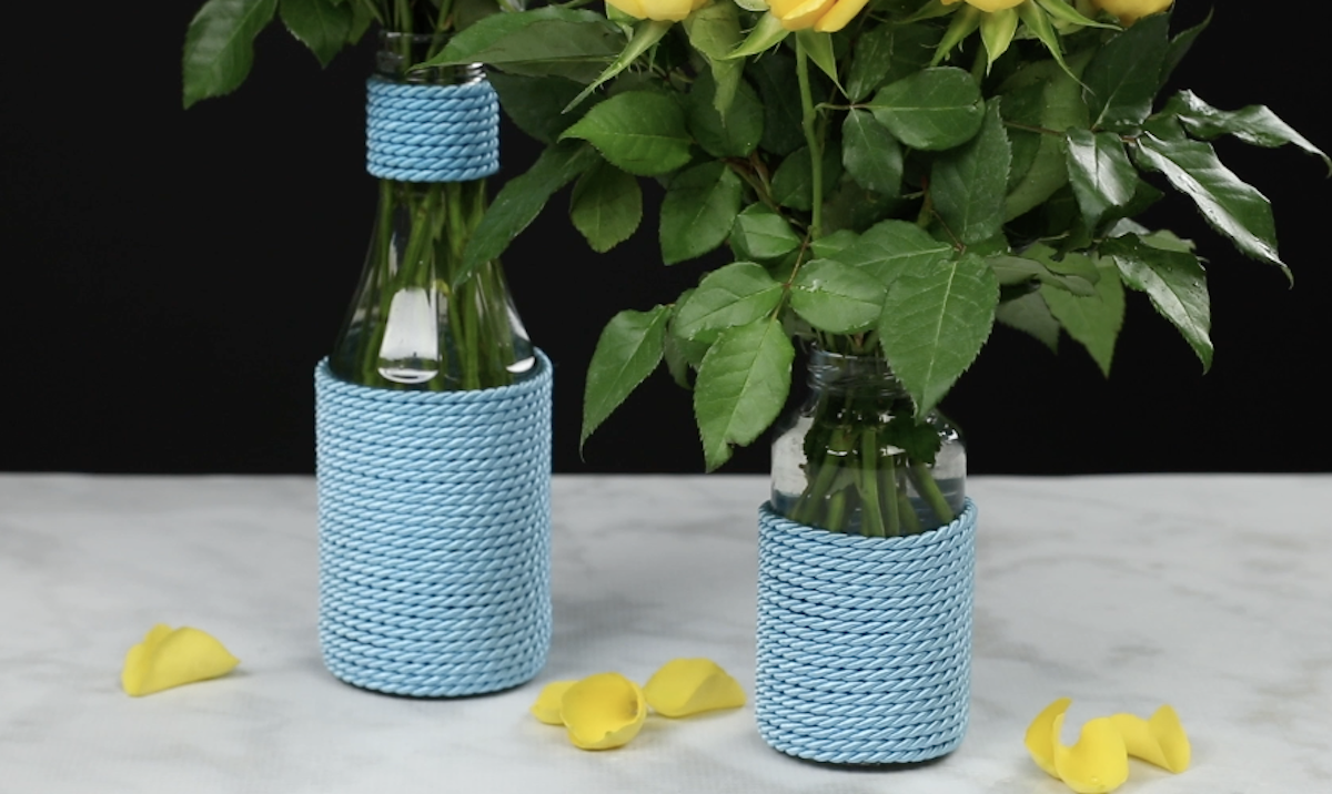 Creative Bottle Vases