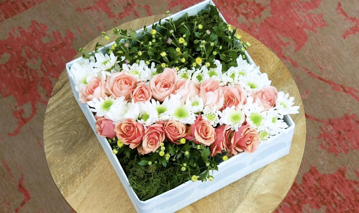 4 Special Flower Arrangements