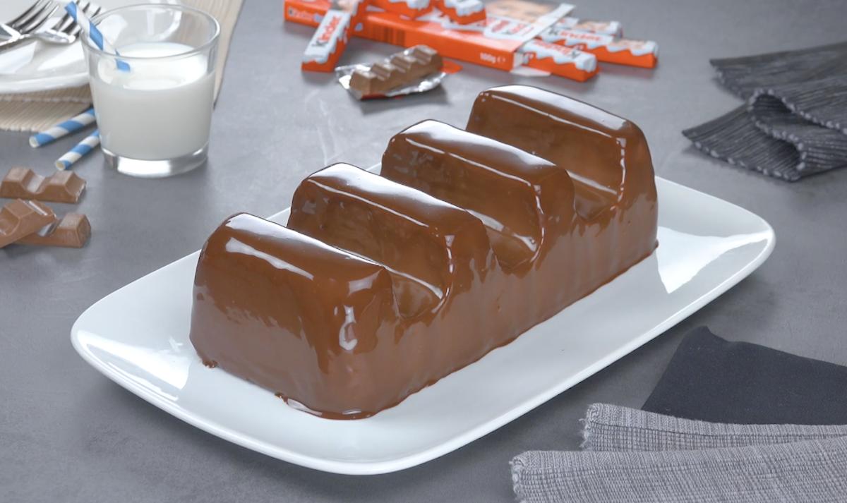 Giant Kinder Chocolate Bar