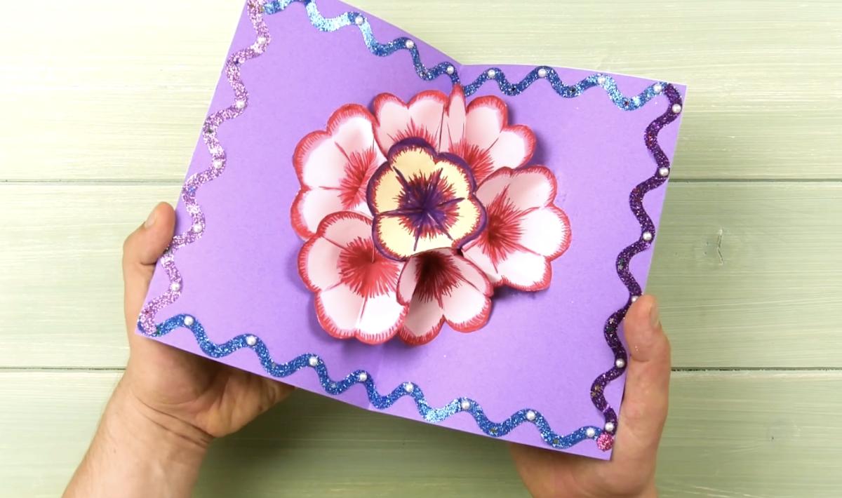 3 Homemade Birthday Cards