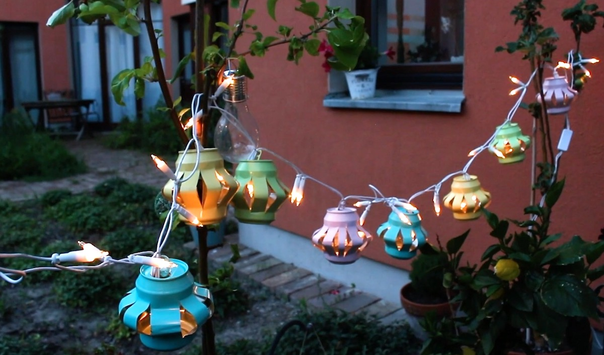 DIY Decorative Lighting
