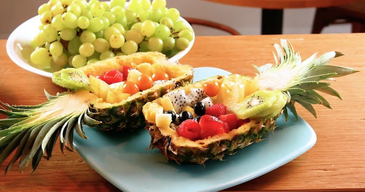 Creative Ways To Serve Pineapple